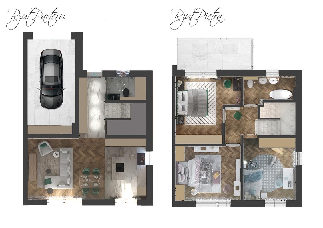 Rzuty mieszkań już dostępne